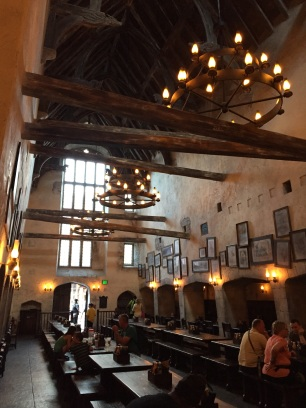 Inside the Leaky Cauldron