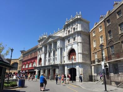 Muggle London Exterior