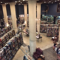 The Last Bookstore: Books, Art, and Records in Downtown LA
