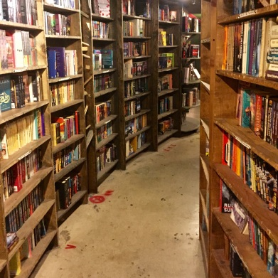 Windy book aisles