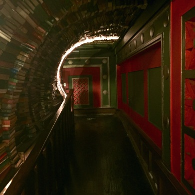 Inside book hall