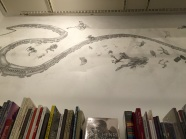 Drawings on the wall