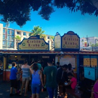 Taquito stand