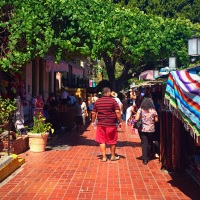 Olvera Street: A walk through 'La Placita Olvera' in Downtown LA