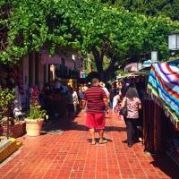 Olvera Street: A walk through 'La Placita Olvera' in Downtown LA