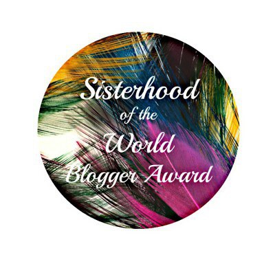 sisterhood bloggers award