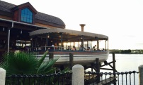 Hangar Bar - Outdoor seating
