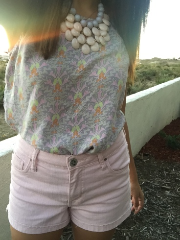Pastel Outfit Endless Summer