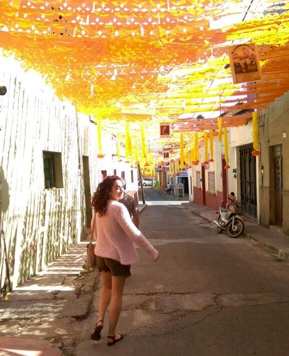 Calles Compuestas Yellow