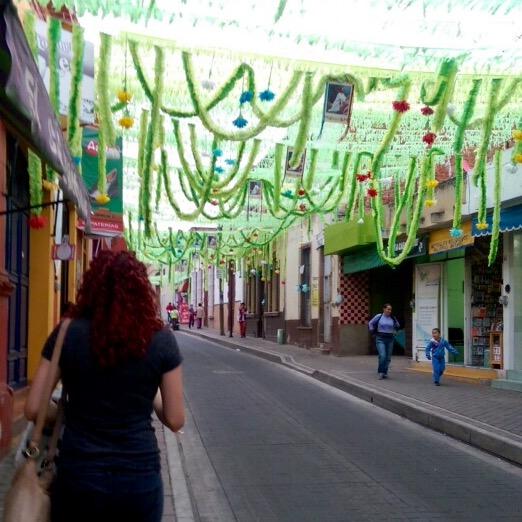 Calles Compuestas Green
