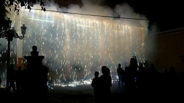 Atotolinco Fireworks