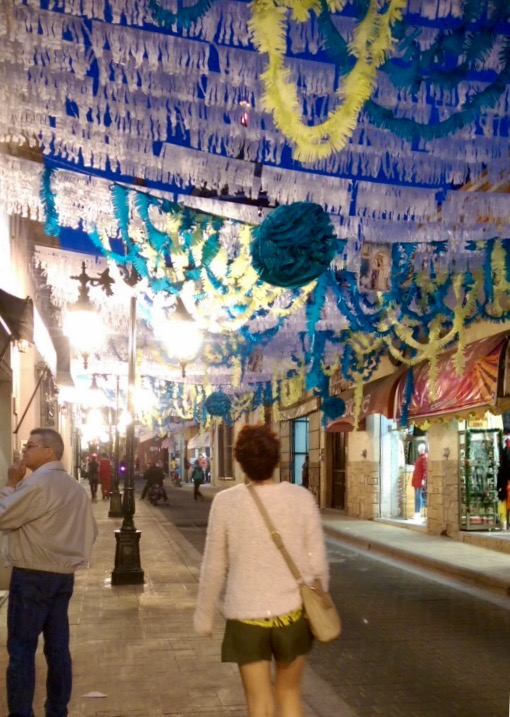 Calles Compuestas Blue
