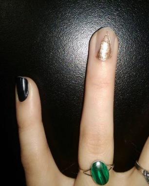 Art Deco Nail Step 3