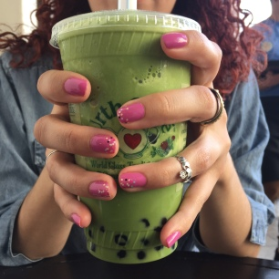 Green Tea Boba