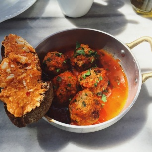 Pyrgos Meatballs