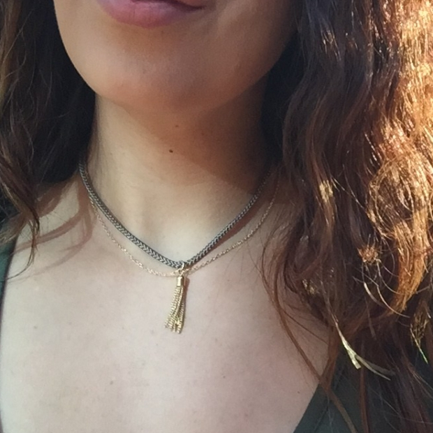 Necklace upclose